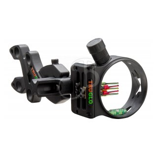 TRUGLO SIGHT STORM 5 LIGHT 19 BK