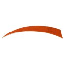 BP Feder 4 Shield RW, einfarbig orange