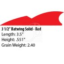 Batwing 3,5 Zoll rot
